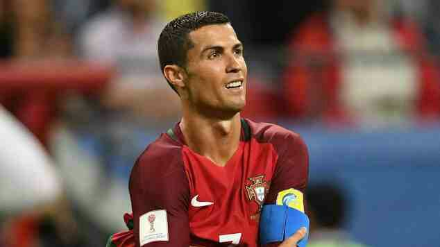 Ronaldo confirms skipping third-place match after birth of two sons