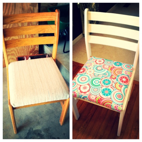 Upcycle a Thrifted Chair for Under $10!