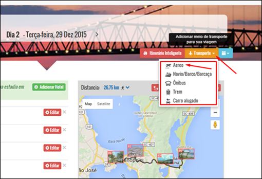 Como planejar a sua viagem ideal usando o aplicativo Tripsapp - Visual Dicas