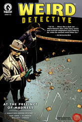 Actualizacion 03/12/2016: Weird Detective - Sargos nos actualiza el numero 5. Gracias!