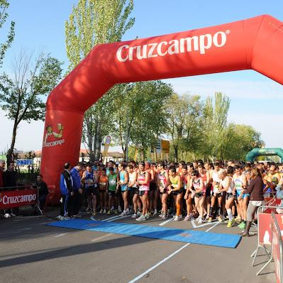 XV Media Maratón Memorial Mariano Rivas Rojano 2011 - Carrera