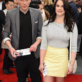 ENTSIMAGES.COM - Phil Clifton and Kat Shoob at the Spy - UK film premiere Odeon Leicester Square London 27th May 2015 Photo Mobis Photos/OIC 0203 174 1069