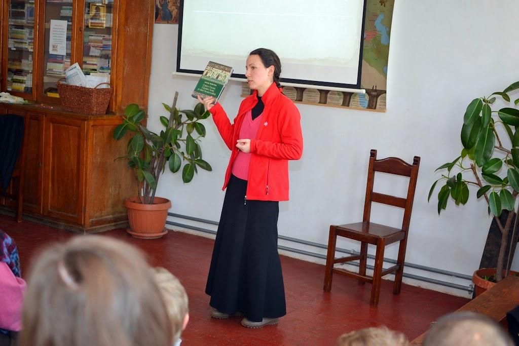 Despre evolutie, cu Elena Blanaru - 062