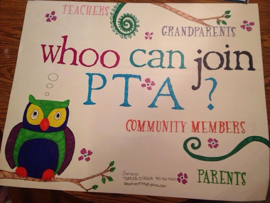 What10 things I've learned from being a PTA president