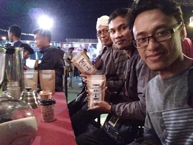 Memeriahkan Blitar, Lewat Festival Kopi