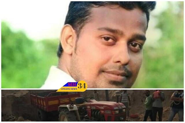 श्रीराम सेनेचे ग्रामीण जिल्हाध्यक्ष अजय यादव पोलिसांच्या जाळ्यात !