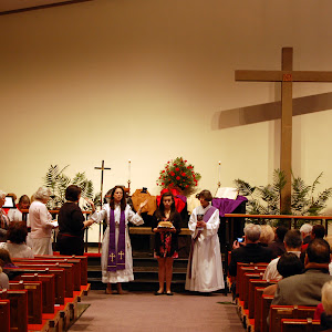 2012 Holy Week at St. Matthew