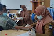 BBPP Batangkaluku Gelar Vaksinasi Covid - 19 Perdana Bagi Seluruh Pegawai
