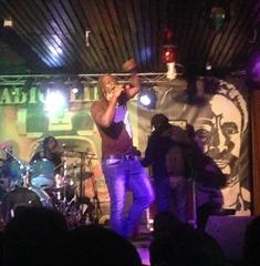 Tiken Jah Concert