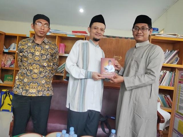 PW. Muhammadiyah Sulbar Terima Tamu Istimewa, Ketu DPP Hidayatullah : Adik Mendatangi Kakaknya