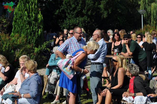 Gerard Buisman memorial in park Rams Woerthe