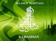 TANGGAL AWAL MULAI PUASA 2013 Ramadhan 1434H