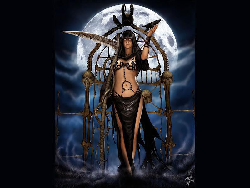 Dark Sexy Death, Moon Magic