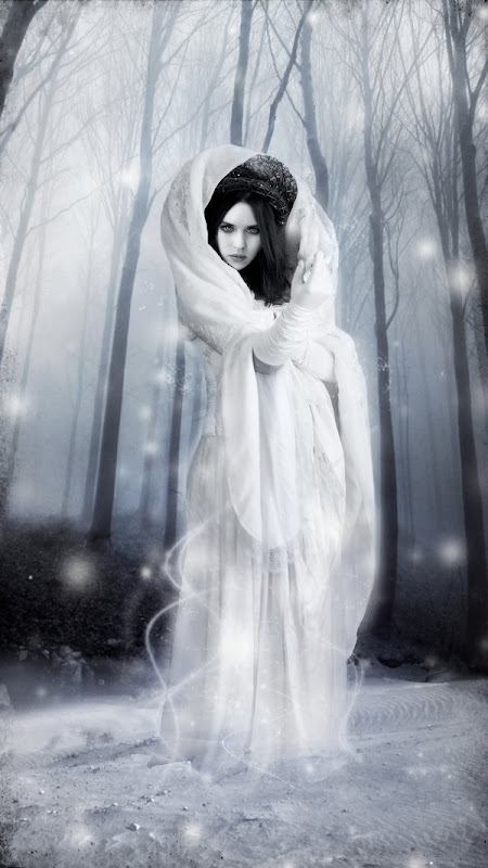 Cold Winter Ghost, Ghosts