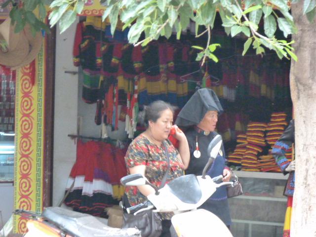 CHINE SICHUAN.XI CHANG ET MINORITE YI, à 1 heure de route de la ville - 1sichuan%2B695.JPG
