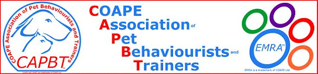 coape association of pet behaviourists and trainers