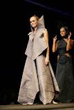 – ZIMA -PRINCEZNY finále Top Styl Designer 2006 UNIVERSE VERSE UNI -střih bezezbytku - společenský oděv