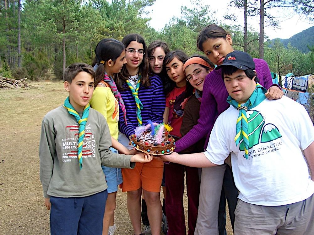 Campaments amb Lola Anglada 2005 - CIMG0391.JPG