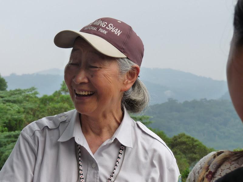 la guide, une  - volonteer-