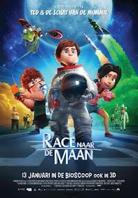 Race Naar De Maan (3D NL)