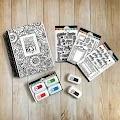 Doodle Garden Canvo Starter Pack Bundle