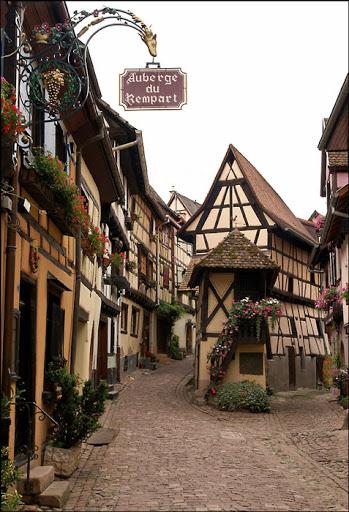 Кольмар. Франция 4