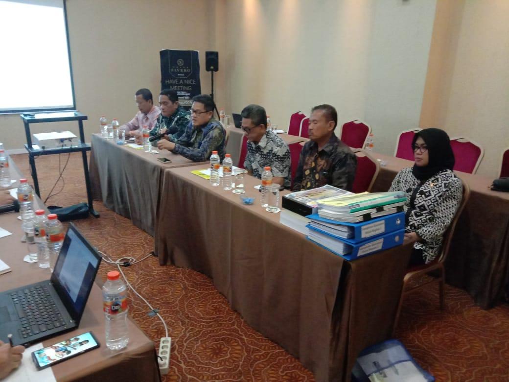 Sekda Paparkan Peran Pemda Sinjai Dalam Percepatan Akses KUR Di Bogor