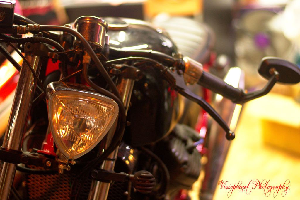 Motorbike by Sudipto Sarkar on Visioplanet
