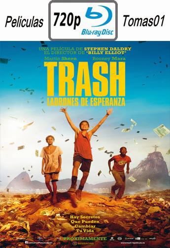 Trash: Ladrones de Esperanza (2014) BRRip 720p