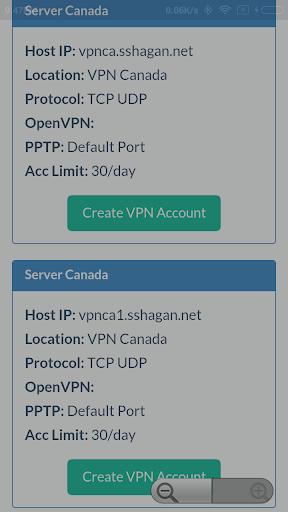 SSHAGAN: Free VPN  screenshots 4
