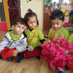Introduction of Bougainvillea (Playgroup) 09.03.2016