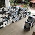 Operação Khroma coíbe falsificação de produtos  em Samambaia