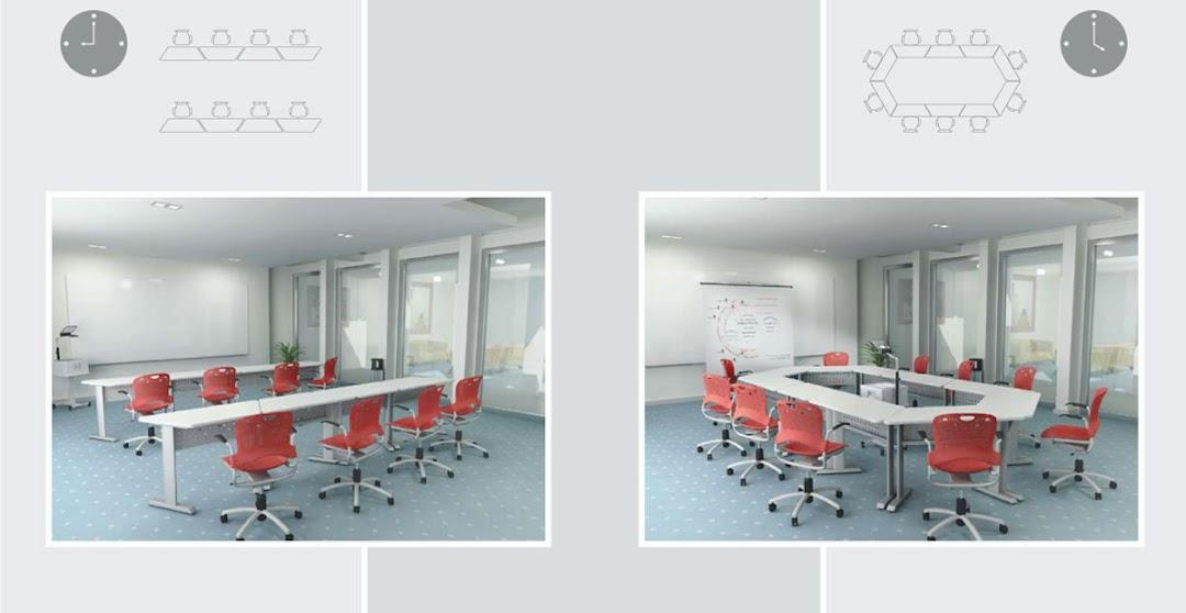 Mobiliario escolar muebles para escuelas y universidades for Mobiliario para estudiantes