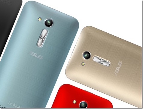 Harga Spesifikasi Asus Zenfone Go ZB452KG