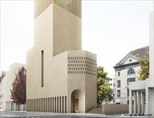 برلين تبني دار عبادة للأديان الثلاثة