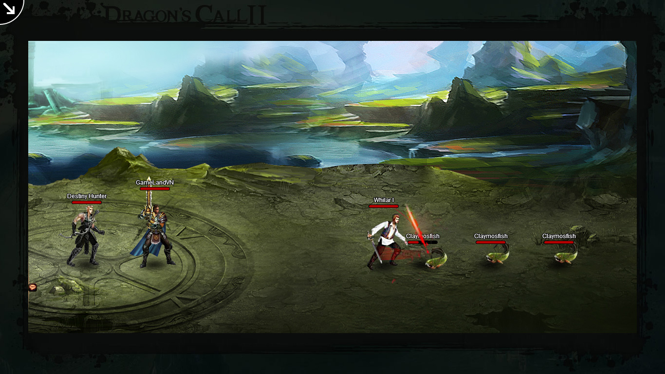 Một số hình ảnh về webgame Dragon's Call 2 - Ảnh 32