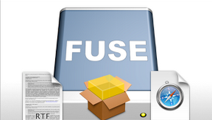 FUSE for OS Xインストーラー
