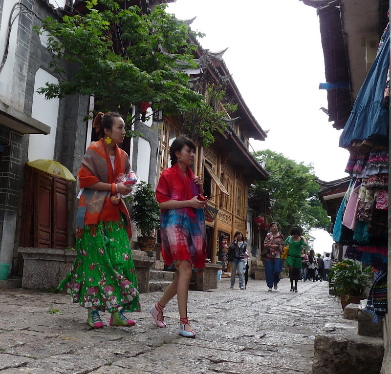 Chine. Yunnan.LIJIANG , Dragon snow mountain,puis lac LUGU - P1230644.JPG