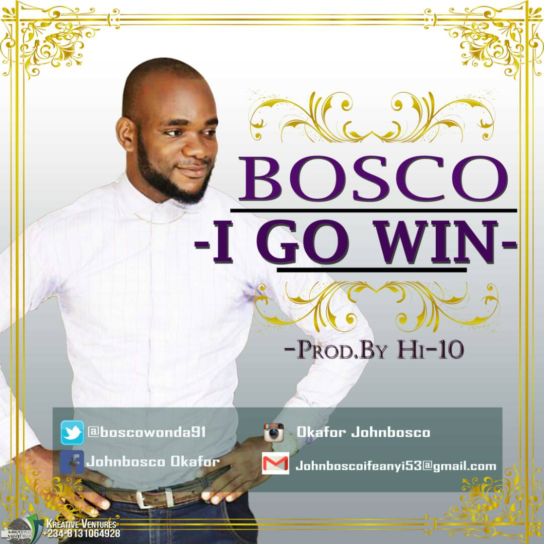 [rg Music] Bosco_i Go Win