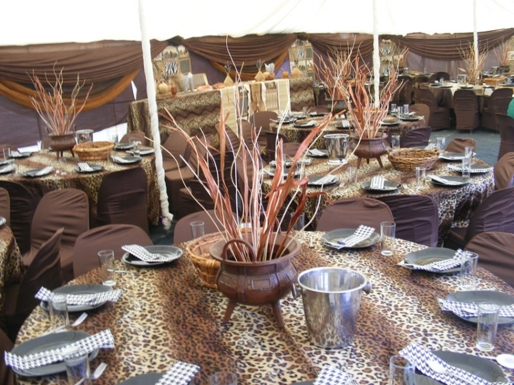 New Traditional Xhosa Wedding Decoration Styles 2d