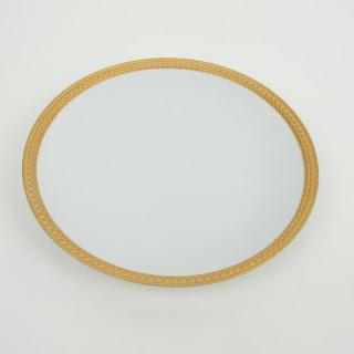 L'Objet Soie Tressée Bread Plate