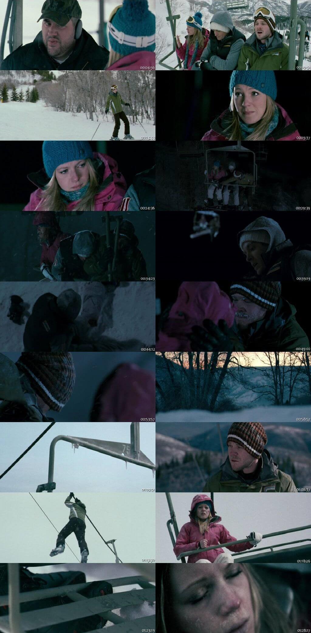 Screen Shot Of Frozen 2010 In Hindi English Dual Audio Bluray