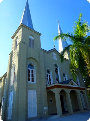 St. Mary's Star of the Sea Catholic Church.