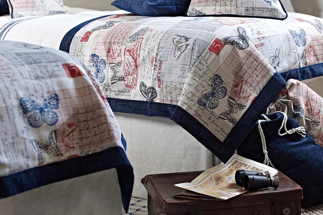 bed linen fabrics