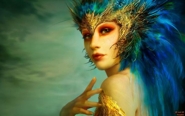 Girl Bird, Magic Beauties 2