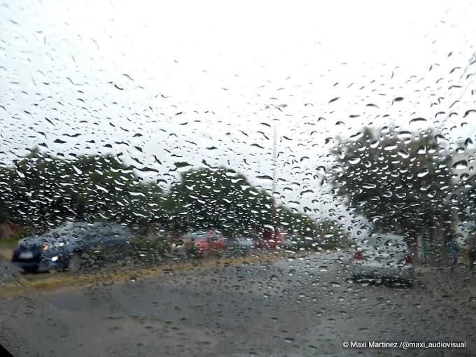 Alerta Naranja en VGG y la región por tormentas fuertes, piden tomar precauciones