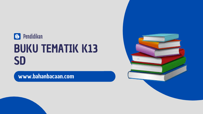 Buku Tematik Kelas 1 SD Revisi Terbaru
