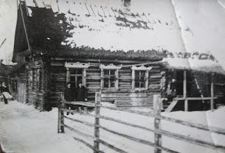 Дом в Радовель(из личного архива Т. Каликас)