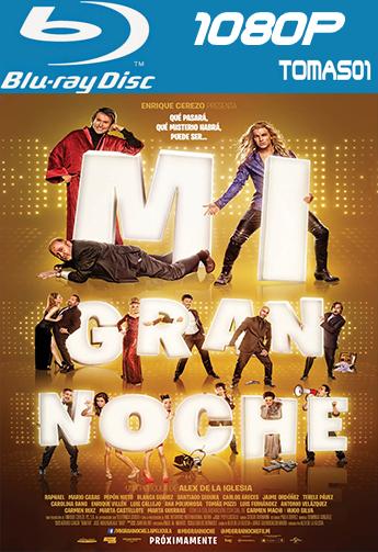 Mi gran noche (2015) BDRip 1080p DTS-HD