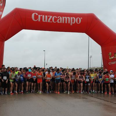 Carrera de Manzanares 2012 - Carrera